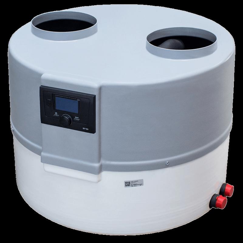 Pompa ciepła do c.w.u. Pompa ciepła DROPS M 4.1 (bez zasobnika)